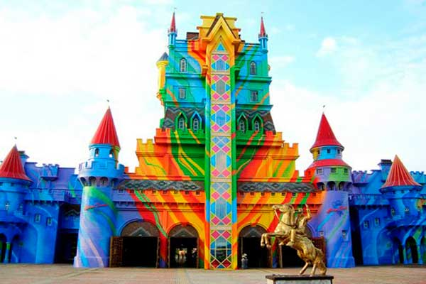 Beto Carrero World com Florianópolis